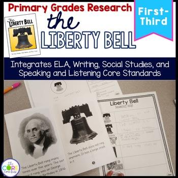 Liberty Bell: Integrated ELA and Social Studies Pack