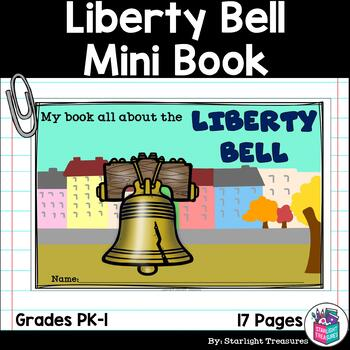 Liberty Bell Mini Book for Early Readers: American Symbols