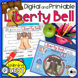 Liberty Bell Unit and Digital Activities   American Symbols