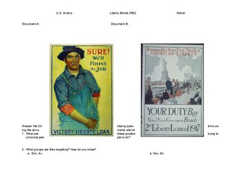 Liberty Bonds - War Bonds WWI