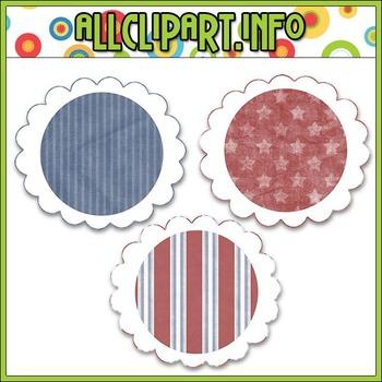 Liberty Kids Cupcake Picks 1