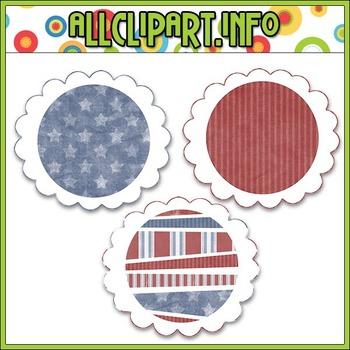 Liberty Kids Cupcake Picks 2