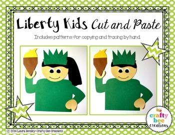 4th of July Craft {Liberty Kids}