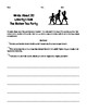 Liberty's Kids Episode 1 Boston Tea Party Questions w/Writing-Drawing Assignment
