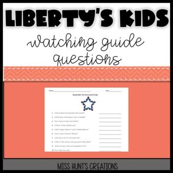 Liberty's Kids Watching Guide