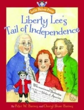 Liberty Lee and the Tail of Independence eBOOK