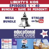 Liberty's Kids - BUNDLE - Episodes 1 - 40 Movie Guide | Wo