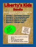Liberty's Kids Companion Quizzes - BUNDLE - Episodes 1-5