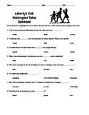Liberty's Kids Ep 11 Washington Takes Command Questions w/
