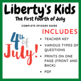 Liberty's Kids Episode 13: The First Fourth of July