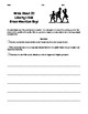 Liberty's Kids Episode 7 Green Mountain Boys Questions w/Write/Draw Assignment