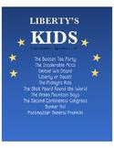Liberty's Kids Episodes 1-10