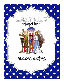 Liberty's Kids: Midnight Ride