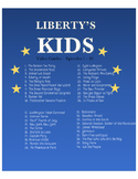 Liberty's Kids Movie Guides 1-40 - Distance Learning (American Rev. War)