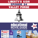 Liberty's Kids | Valley Forge Episode 24 (E24) - Movie Gui