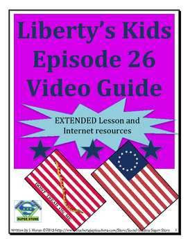 Liberty's Kids Video Guide #26 - Honor and Compromise