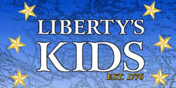 Liberty's Kids Episodes 1 - 10 worksheets with critical thinking and research