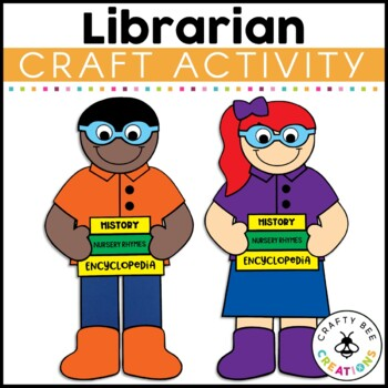Librarian Cut and Paste
