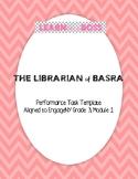 Librarian of Basra Performance Task Bookmark