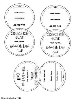 Library Accomplishment Badges!