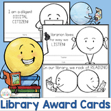 Library Award Cards
