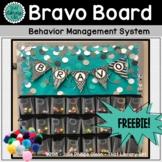 Library BRAVO Board - Behavior Management System