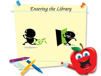 Library Behavior for Primary Students