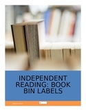 Library Bin Labels