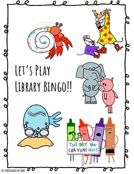 Library Bingo!
