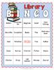 Library Bingo Game