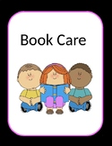 Library Book Care Review