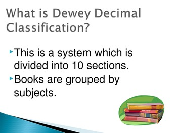 Library Book Classification