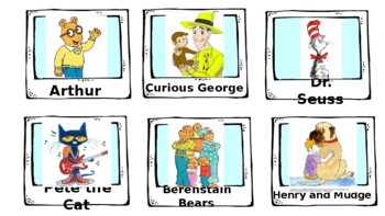 Library Book Lables
