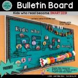 Smarties - Library Bulletin Board