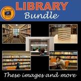 Library Stock Photo Bundle
