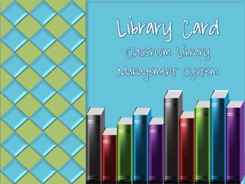 Library Card Class Library Management System