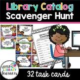 Library Catalog Scavenger Hunt