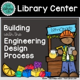 Library Centers - Build a Lemonade Stand (engineering desi