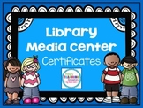 Library Certificates