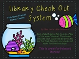 Library Check Out System for Balanced Literacy