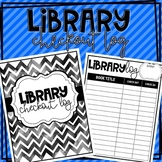 Classroom Library Checkout Log