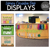 Library Circ Desk Display Bundle