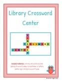 Library Crossword Center