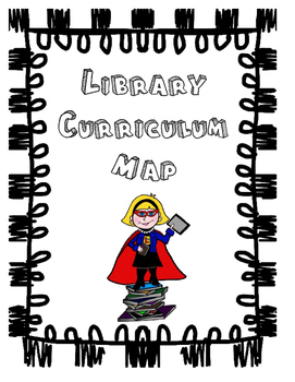 Library Curriculum Map Template