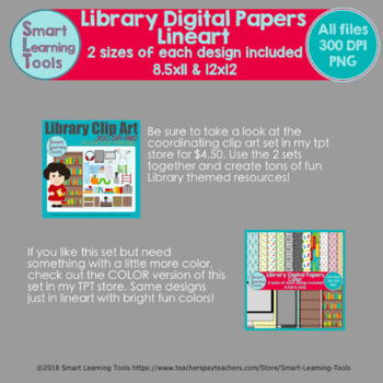 Library Digital Papers - Grey
