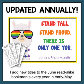 Library Display Posters June