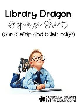 Library Dragon Response Sheet