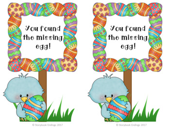 Library Egg Hunt: Call Number Search Game