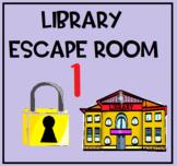 Library Escape Room 1