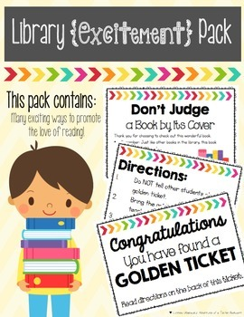 Library Excitement Pack